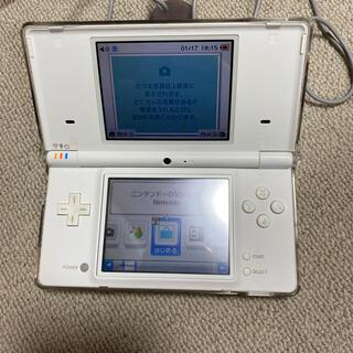 ニンテンドーDS(ニンテンドーDS)の任天堂 DS i 本体 中古品 ディズニー(携帯用ゲーム機本体)
