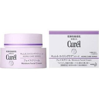 キュレル(Curel)のcurel エイジングケアクリーム(フェイスクリーム)