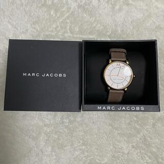 MARC JACOBS -  マークジェイコブス 時計/ロキシー/MJ1533/ホワイト×セメントレザー