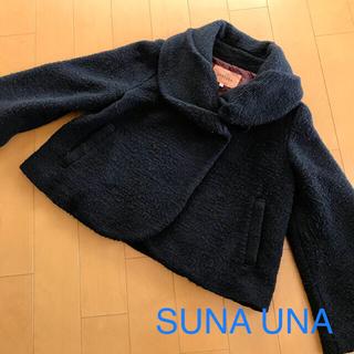 スーナウーナ(SunaUna)のSunaUna スーナウーナ ワールド ショートコート(ガウンコート)