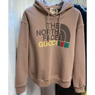 THE NORTH FACE - GUCCI ×THE  NORTH  FACE コラボ  プルオーバー