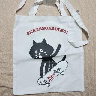 Ne-net - 新品♪にゃー 2wayバッグ 定価4180円 エコバッグ ショルダーバッグ  猫