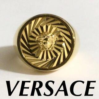 VERSACE - 本日価格☆ 正規品☆VERSACE リング