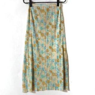 プリーツプリーズイッセイミヤケ(PLEATS PLEASE ISSEY MIYAKE)のプリーツプリーズ ロングスカート 3 L -(ロングスカート)