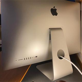 Mac (Apple) - iMac 5K 27inch 2017【メモリ40GB】【延長保証期間内】