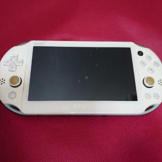 プレイステーションヴィータ(PlayStation Vita)のPSVita PCH-2000 SONY(携帯用ゲーム機本体)