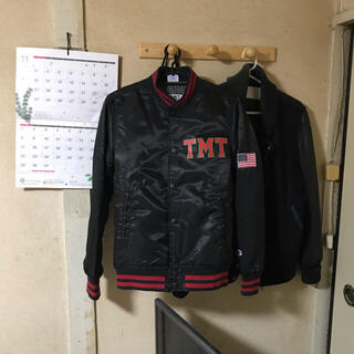 ティーエムティー(TMT)のTMTコラボ スタジャン S ヒステリック キムタク(スタジャン)