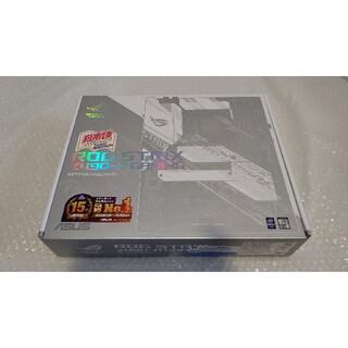 エイスース(ASUS)の美品 ASUS ROG STRIX Z490-A GAMING BIOS更新済み(PCパーツ)