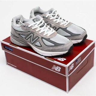 ニューバランス(New Balance)のNEW BALANCE ニューバランス メンズ  グレー  25cm(スニーカー)