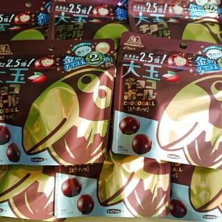 森永製菓 - 大玉チョコボール「ビーナッツ」2種 8袋