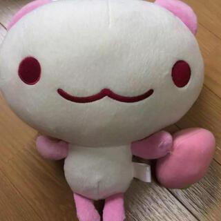 可愛いぬいぐるみ ピンク モモ (ぬいぐるみ)
