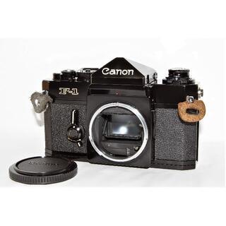 キヤノン(Canon)の【美品・動作良好】Canon F-1 キャノン(フィルムカメラ)