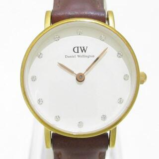ダニエルウェリントン(Daniel Wellington)のダニエルウェリントン 腕時計 クラッシー(腕時計)