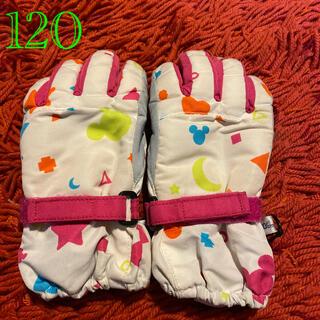 ディズニー(Disney)のキッズスノーグローブ(手袋)