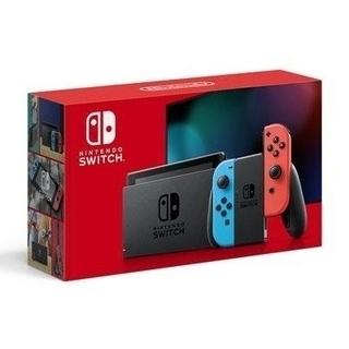 ニンテンドースイッチ(Nintendo Switch)の未開封品★1台★Nintendo Switch 本体(家庭用ゲーム機本体)