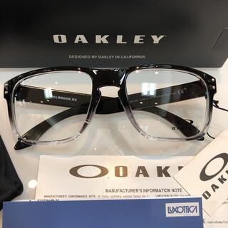 Oakley - OAKLEY オークリー 8156-0654 ホルブルック 8156-06 眼鏡