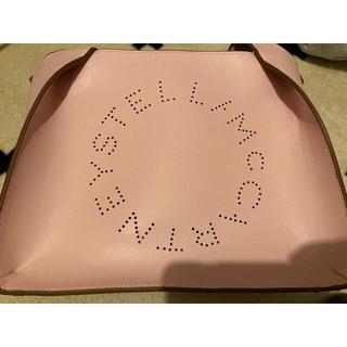 ステラマッカートニー(Stella McCartney)のステラマッカトニー ピンクバッグ(ハンドバッグ)
