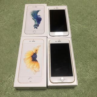 アイフォーン(iPhone)の新品 simフリー iPhone6s 32GB(スマートフォン本体)