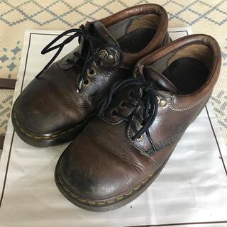 ドクターマーチン(Dr.Martens)の即日発送❗️ドクターマーチン 3ホール ブラウン ブーツ(ブーツ)
