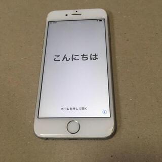 iPhone 6 Silver 64 GB SIMフリー(スマートフォン本体)