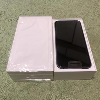 アイフォーン(iPhone)の新品 au iPhone6 16G グレー(スマートフォン本体)