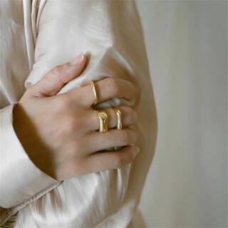 イエナ(IENA)の大人気3点セットリング(^^)人気ブランドと同じデザイン(リング(指輪))