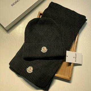 MONCLER - モンクレール MONCLER ニット帽、マフラー/セット