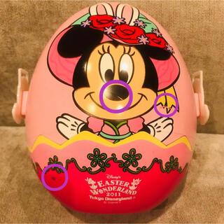 Disney イースター 限定 ポップコーンバケツ(キャラクターグッズ)