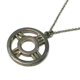 ティファニー(Tiffany & Co.)のティファニー ネックレス アトラスサークル(ネックレス)