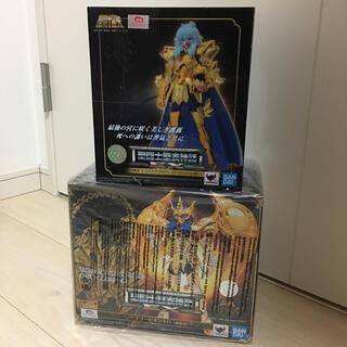 BANDAI - 聖闘士聖衣神話EX 聖闘士星矢 スコーピオンミロ & ピスケスアフロディーテ