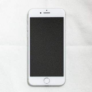 Apple - 完全ジャンク iPhone7 32GB シルバー SIMロック解除済み 本体のみ