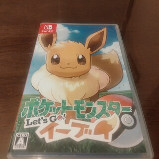 Nintendo Switch - ポケットモンスター let's go! イーブイ