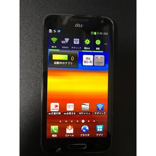 GALAXY S2 au WiMAX ISW11SC(スマートフォン本体)