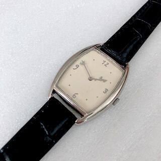 agnes b. - agnes b. アニエスベー レディースクォーツ腕時計 稼動品 ベルト未使用