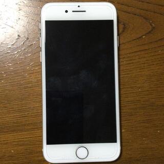 アップル(Apple)の【極美品】SIMフリー iPhone8 64GB シルバー(スマートフォン本体)