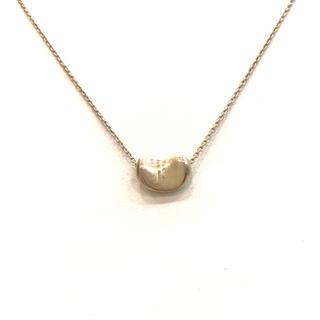 ティファニー(Tiffany & Co.)の3434 TIFFANY ティファニー ビーンズネックレス SV925(ネックレス)