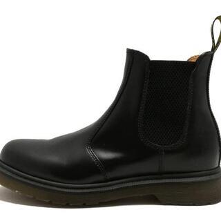 ドクターマーチン(Dr.Martens)のドクターマーチン ショートブーツ 38美品 (ブーツ)