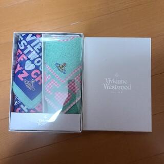 Vivienne Westwood - ハンカチ2枚セット(箱なし)