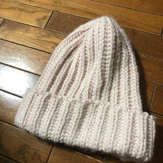ザラ(ZARA)のZARA♡ニット帽(ニット帽/ビーニー)