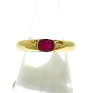 カルティエ(Cartier)のカルティエ リング 49美品  エリプスリング(リング(指輪))