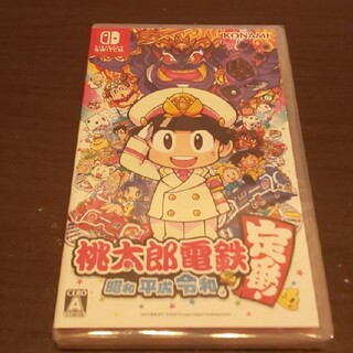 Nintendo Switch - 中古☆美品☆桃太郎電鉄 ~昭和 平成 令和も定番!~ Switch