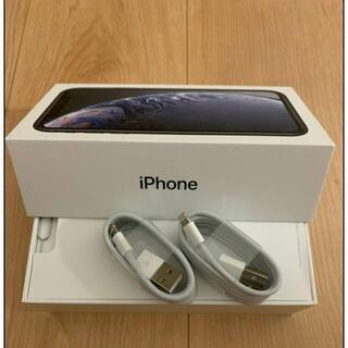 アイフォーン(iPhone)の iPhone 充電器 充電ケーブル lightning 2本 純正品同等 b(バッテリー/充電器)