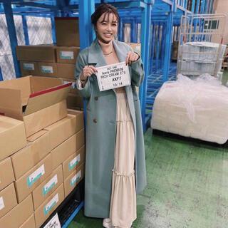 eimy istoire - 定価43978円 新品タグ付 eimy ロングダブルチェスターコート