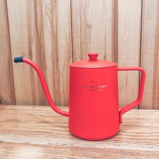Starbucks Coffee - 完売 スターバックス クリスマス ホリデー ケトルレッド スタバ コーヒー器具