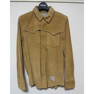 NEIGHBORHOOD - 新品 neighborhood rawhide-l camel S