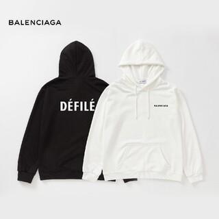 バレンシアガ(Balenciaga)の[2枚14000円送料込み]男女兼用 BALENCIAGA パーカー 32(パーカー)
