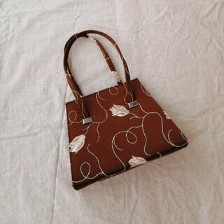 Lochie - ▷vintage チューリップ 刺繍 バッグ