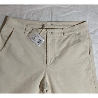 エヴァムエヴァ(evam eva)の[値下げ]evameva cotton corduroy narrowpants(カジュアルパンツ)