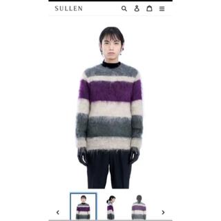 sullen mohair knit sweater(ニット/セーター)