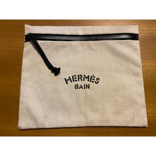 Hermes - HERMES エルメス 防水ポーチ